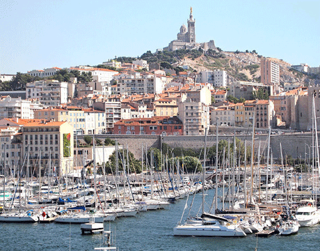 Student residences in Marseille